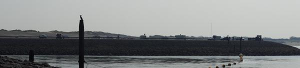 Pfalgast am Brouwersdam