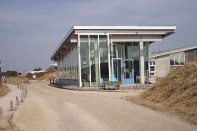 Rezeption Campingplatz